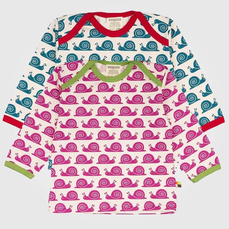 Shirt Schnecke
