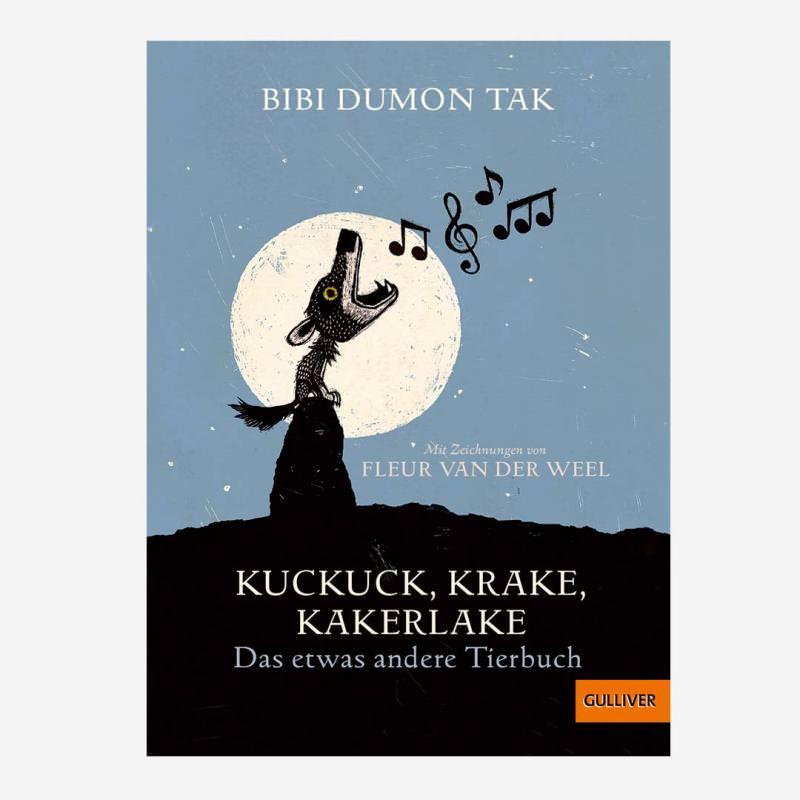 Buch Kuckuck, Krake, Kakerlake