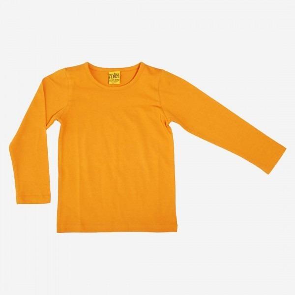 Shirt Baumwolle mustard gelb