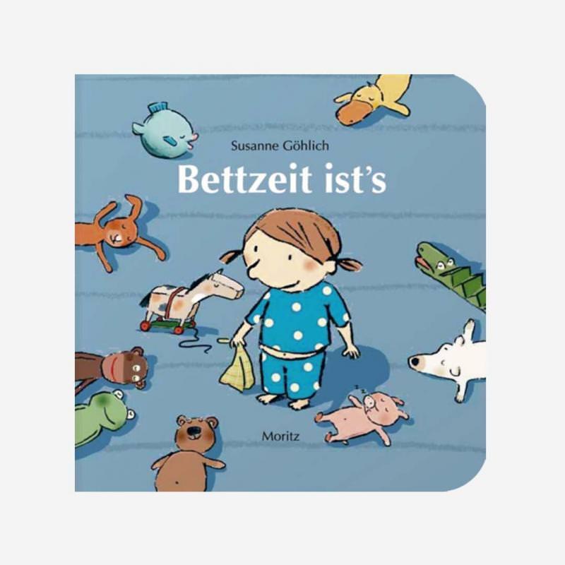 """Buch """"Bettzeit ist's"""" von Susanne Göhlich"""