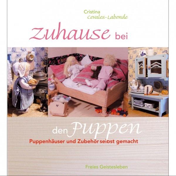 Buch Zuhause bei den Puppen