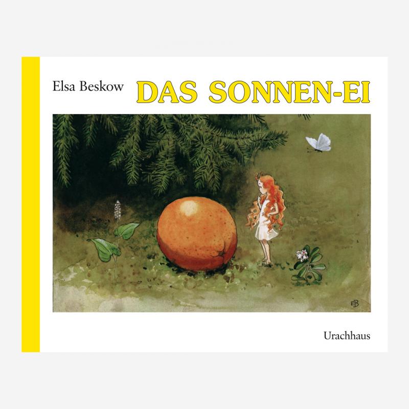 Buch Urachhaus Verlag Elsa Beskow das Sonnen Ei