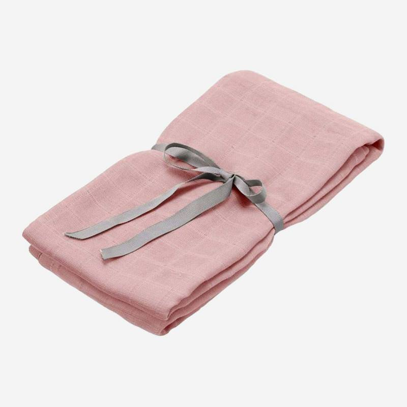 Swaddle Musselin Tuch groß berry