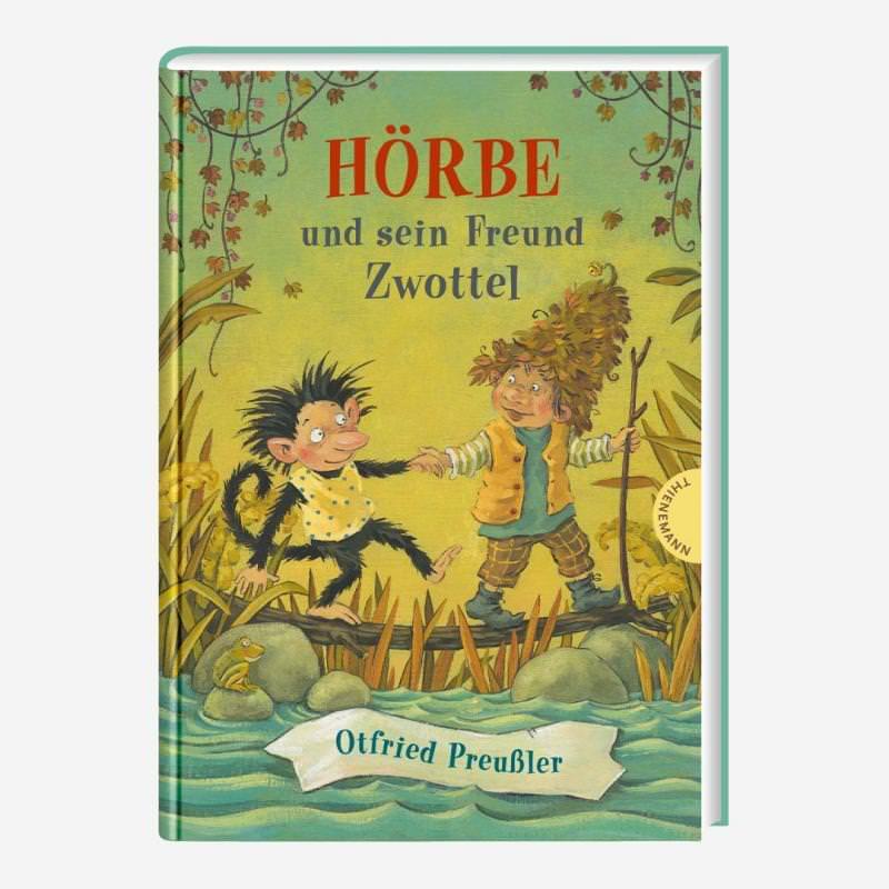 Buch Hörbe und sein Freund Zwottel
