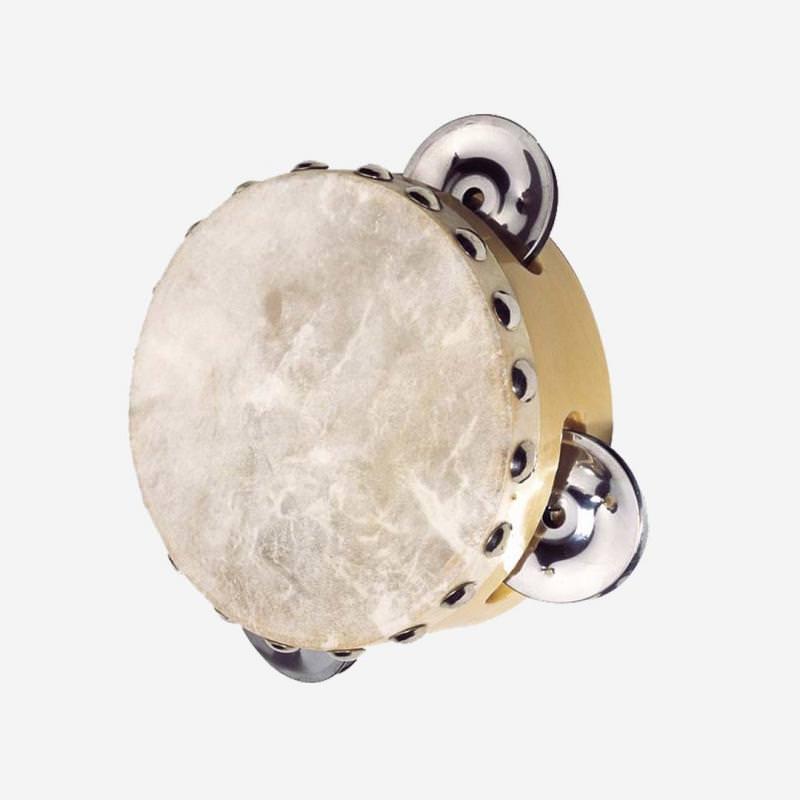 Tamburin mit Schellen