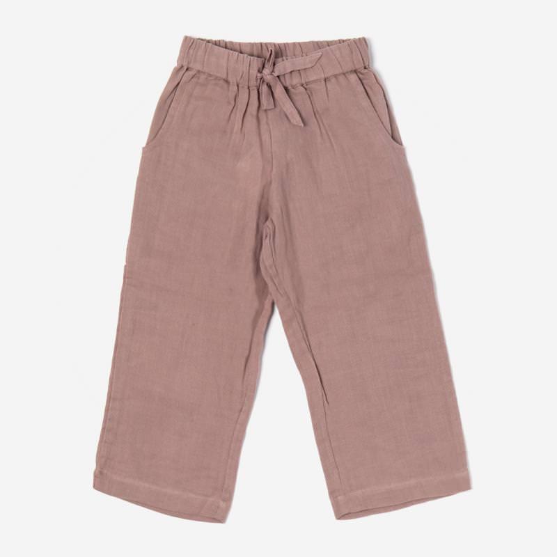Gauze Pants heather