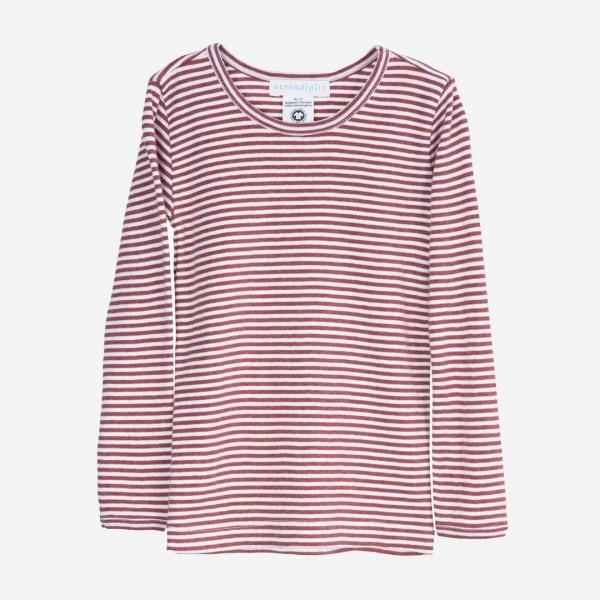 Slim Shirt cayenne-stripe