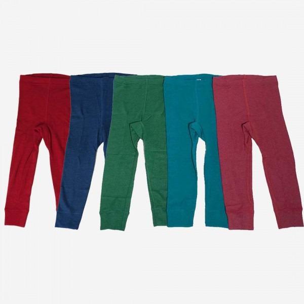 Lange Unterhose Wolle/Seide