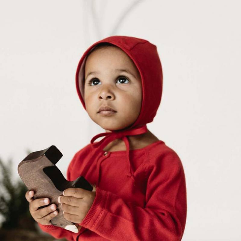 Häubchen Little Red