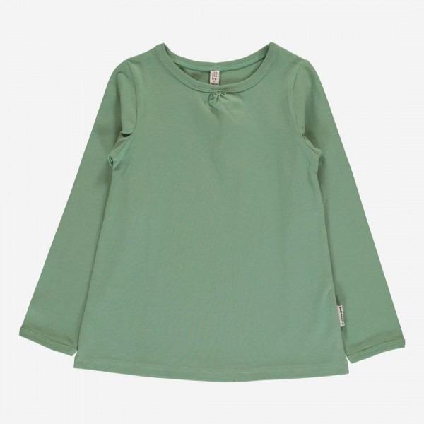 Shirt A-Line pale green