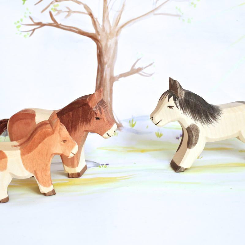 Shetland Ponys