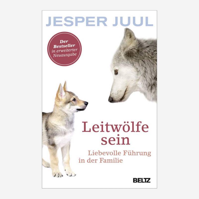 """Buch """"Leitwölfe sein"""" von Jesper Juul"""