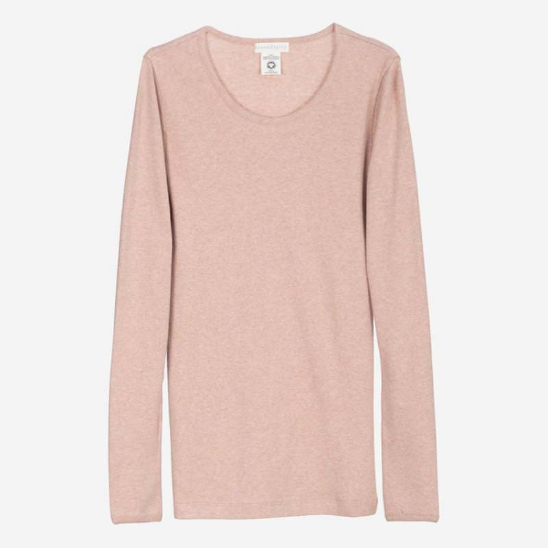 Damen Slim Tee clay