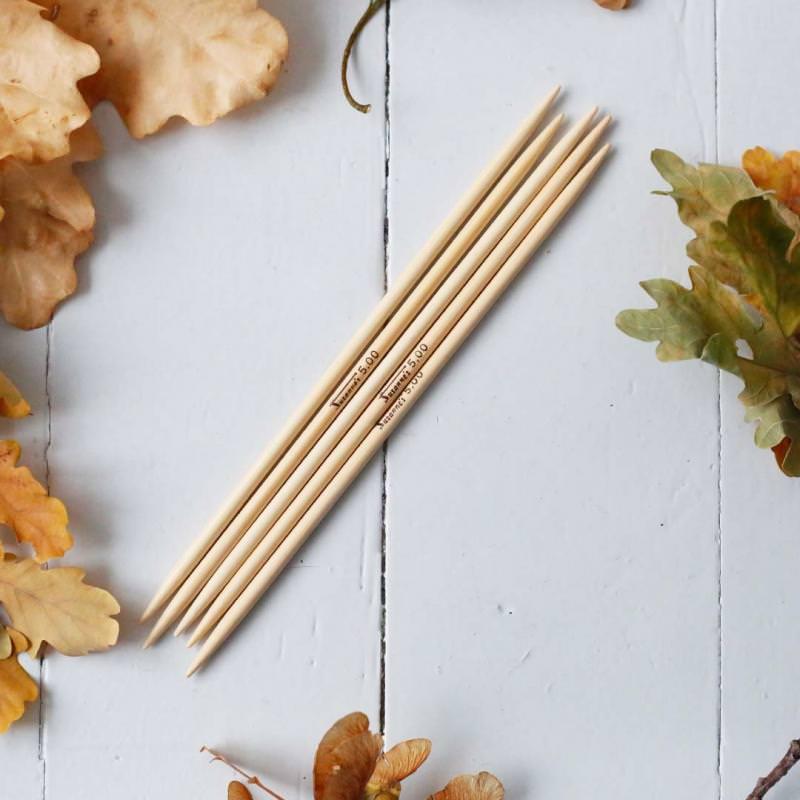 Nadelspiel aus Bambus