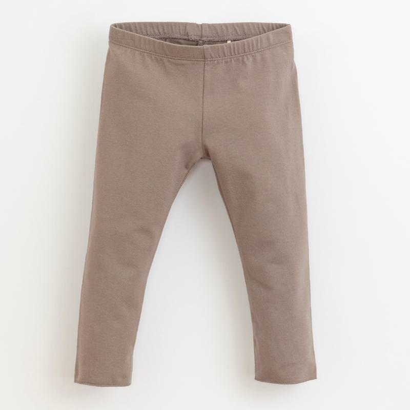 Leggings Jersey pinha braun
