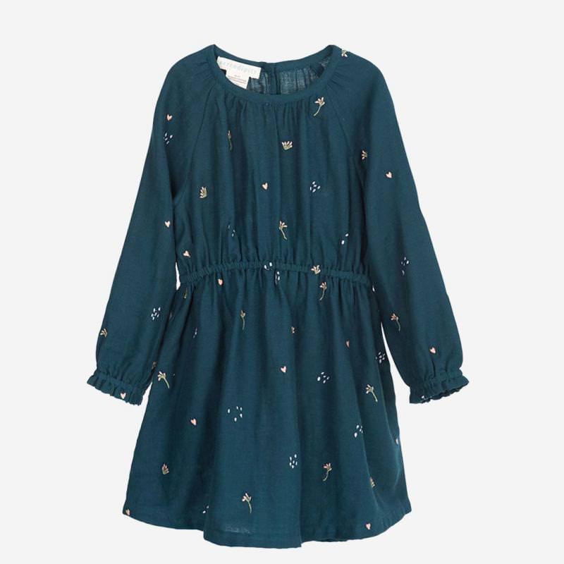 Gauze Dress atlantic