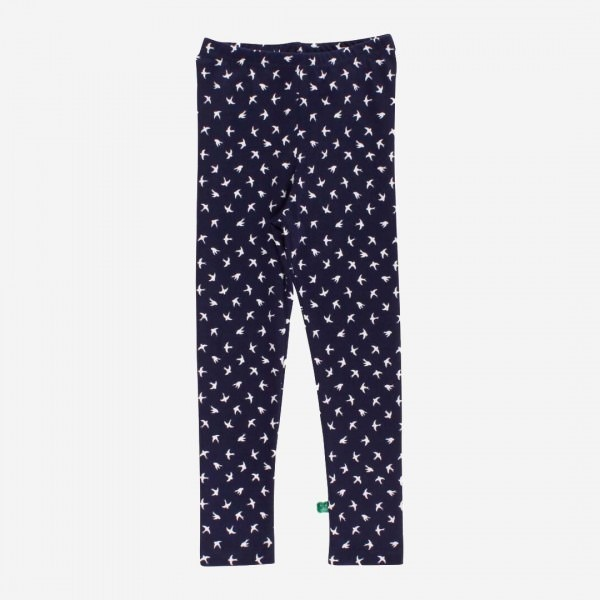 Swallow Leggings Navy