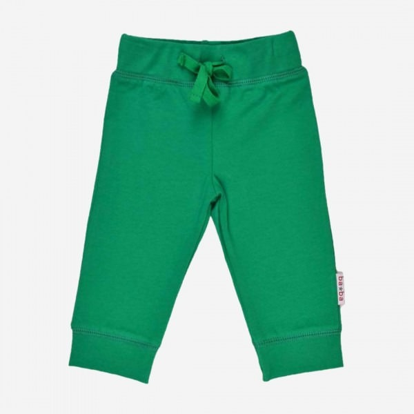 Babyhose grün
