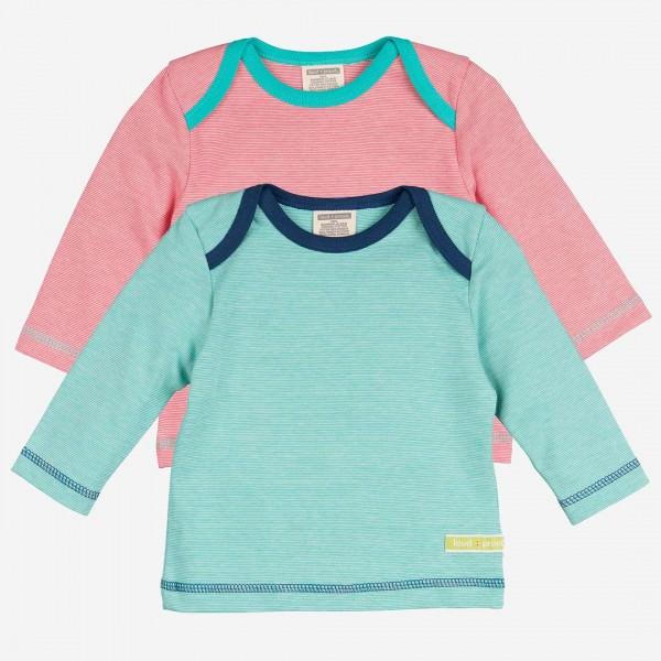 Shirt feiner Ringel