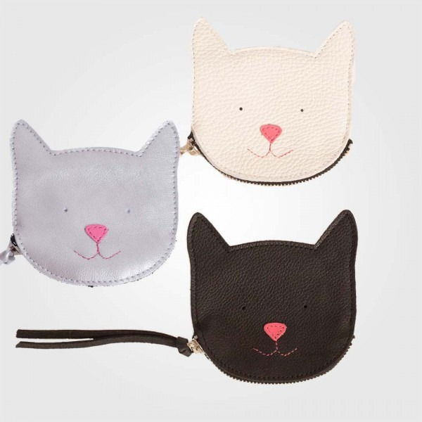 Portemonnaie Katze
