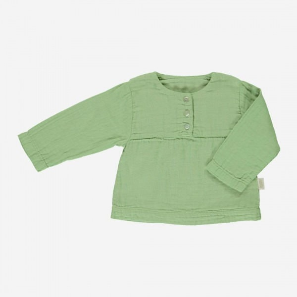 Blouse REGLISSE Green Jade