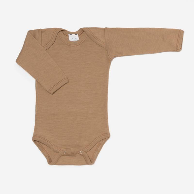 Body Wolle/Seide sand