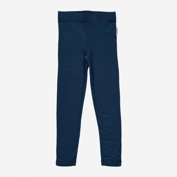 Legging blau