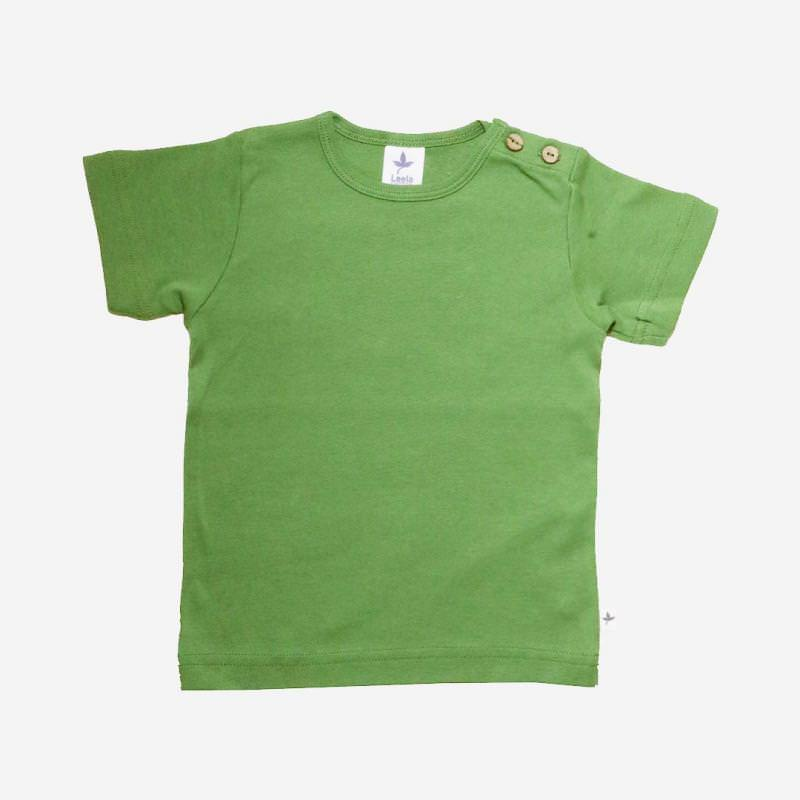 T-Shirt Baumwolle grün