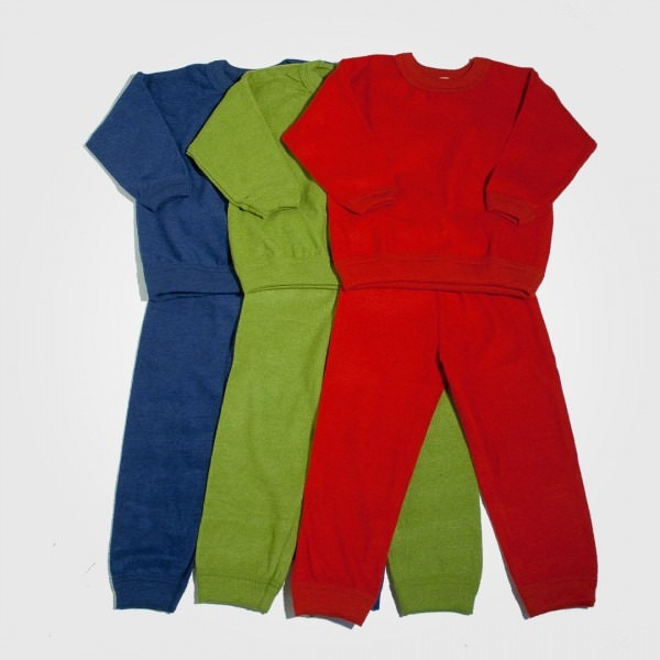 schlafanzug 2 teilig wollfrottee lila l mmchen onlineshop. Black Bedroom Furniture Sets. Home Design Ideas