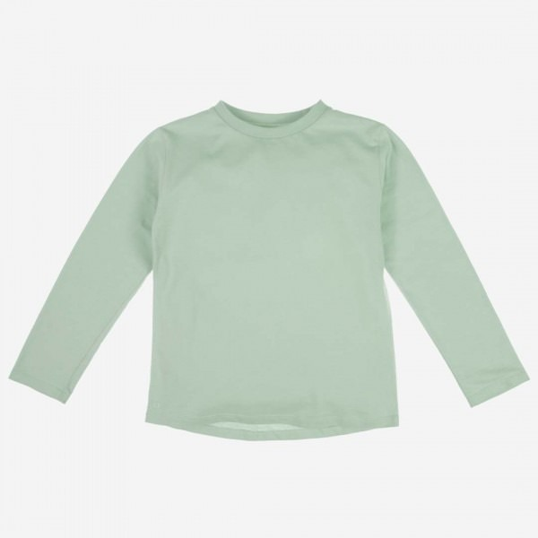 Shirt Baumwolle aqua grey