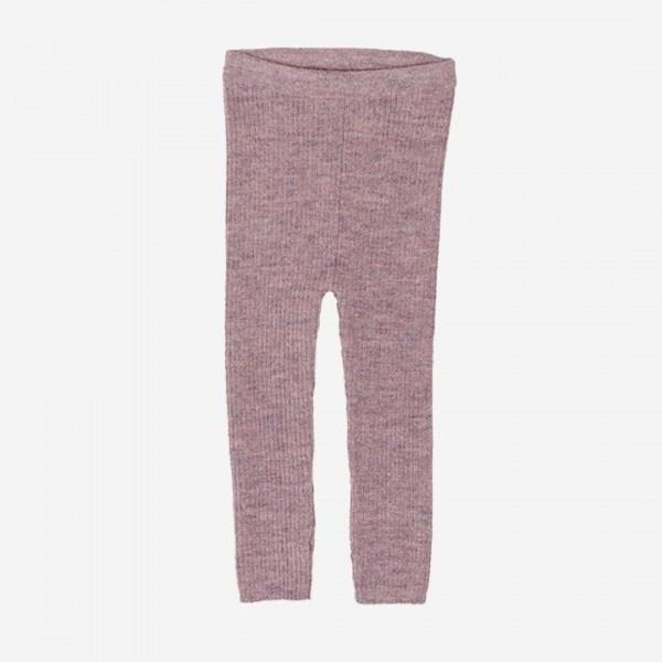 Leggins Alpaka gerippt soft rose
