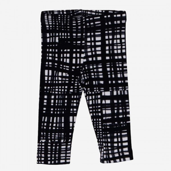 Baby Leggings Black Net