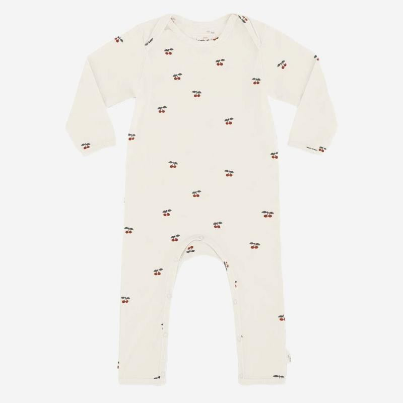 Baby Anzug Cherry