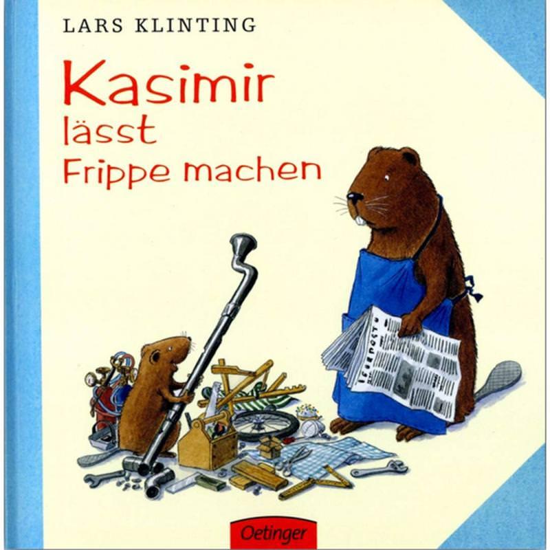 Buch Kasimir lässt Frippe machen