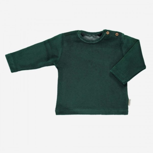 Shirt ESTRAGON Bistro Green