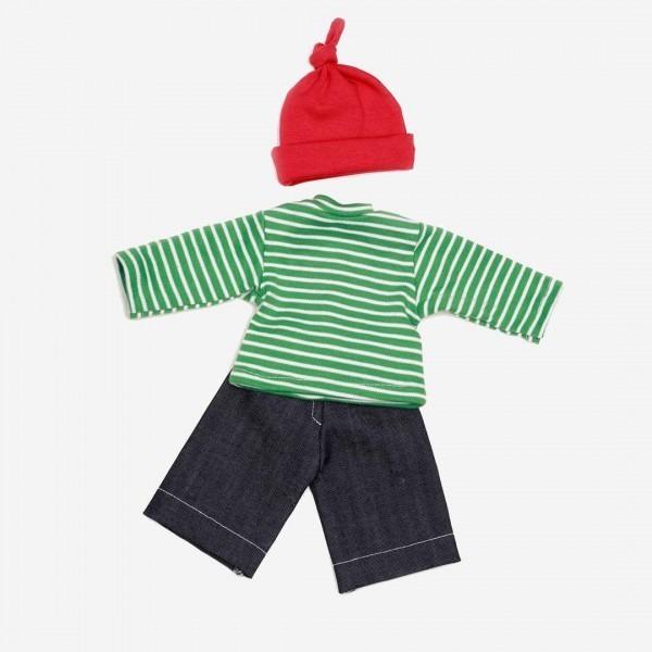 Puppen-Bekleidung Zwerg