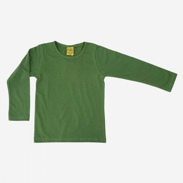 Shirt Baumwolle moosgrün
