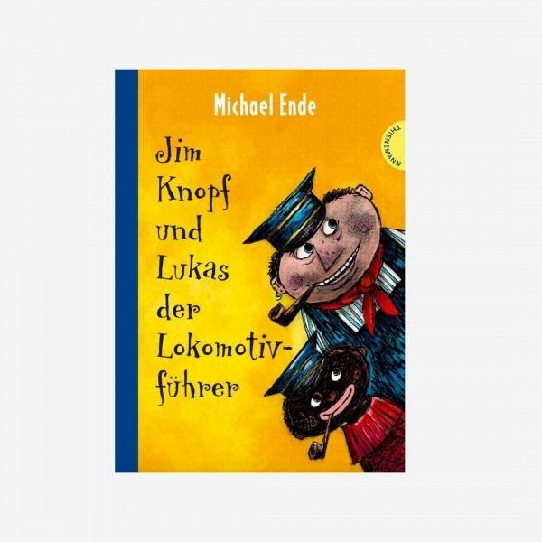 Buch Jim Knopf und Lukas der Lokomotivführer