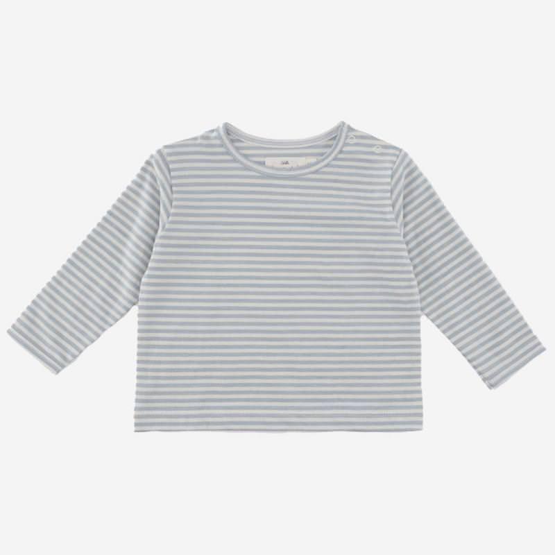 Shirt REYA frensh blue stripes