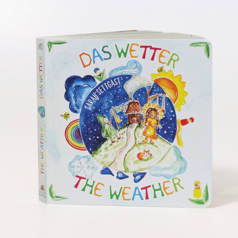 Pappbuch Das Wetter