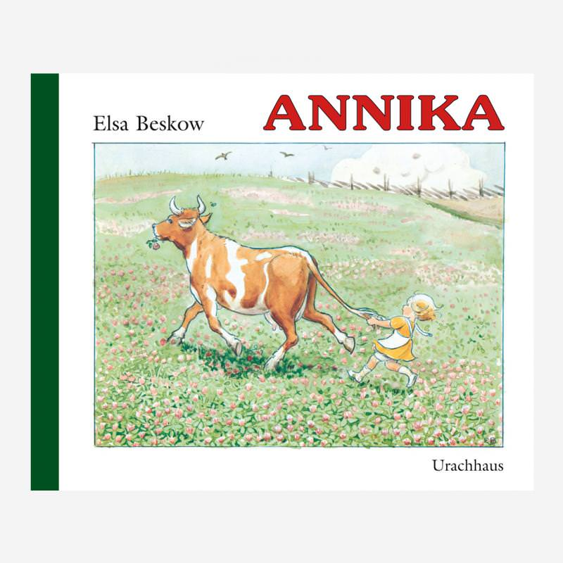 Buch Urachhaus Elsa Beskow Annika Kuh 978-3-8251-7570-2
