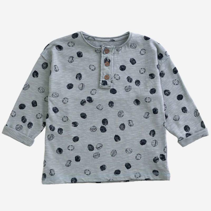 Jersey Shirt Walnuss