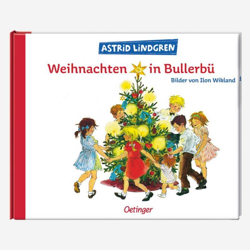 Buch Weihnachten in Bullerbü