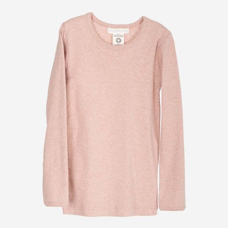 Shirt Slim Tee clay
