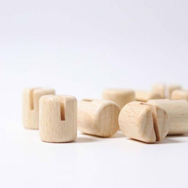 Kartenhalter aus Holz