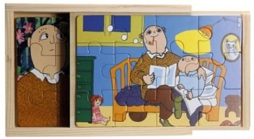 Puzzle Willi Wiberg