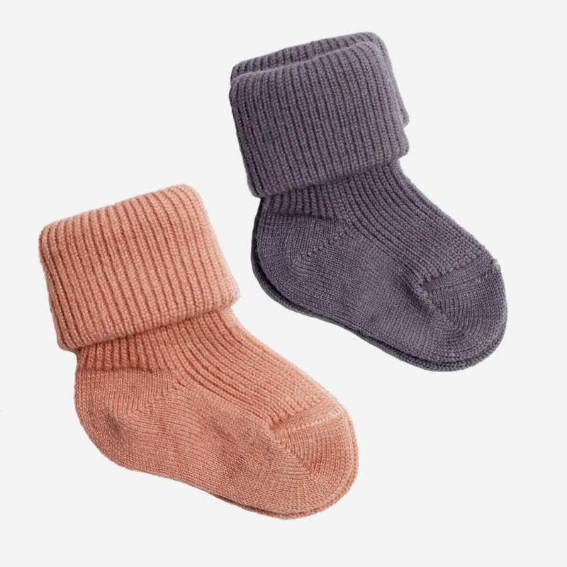 Baby Socken Alpaka