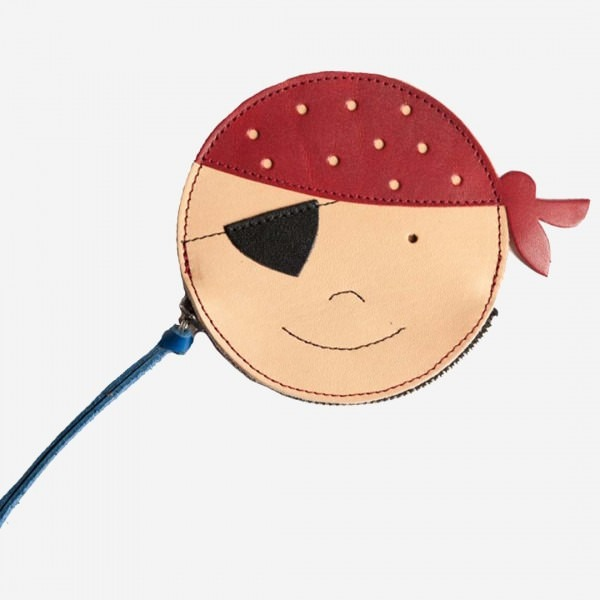 Portemonnaie Pirat