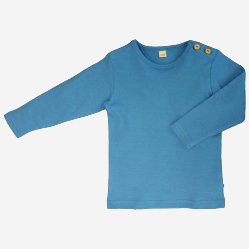 Shirt Baumwolle nordischblau