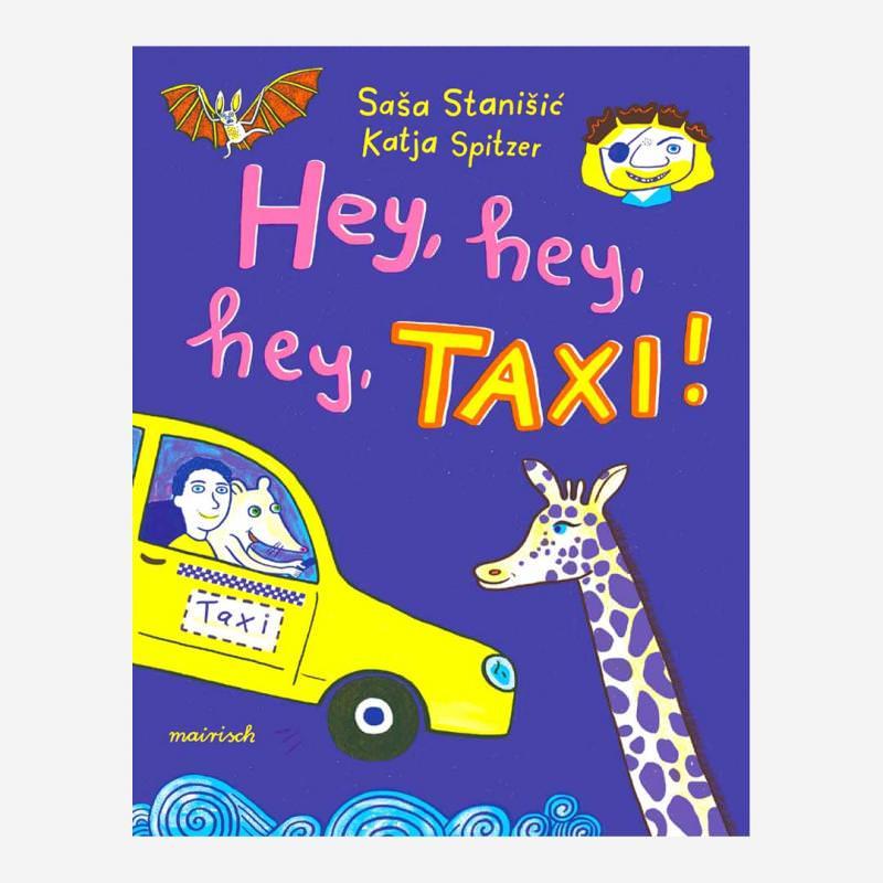 Buch Hey, hey, hey, Taxi!
